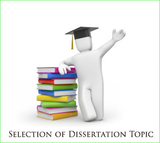Help me with selecting dissertation topic?