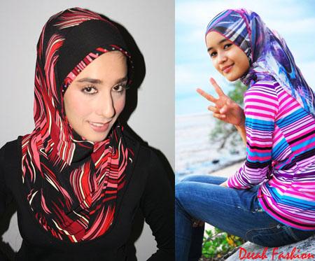 Tren Jilbab Terbaru 2013 (Seperti Apa)