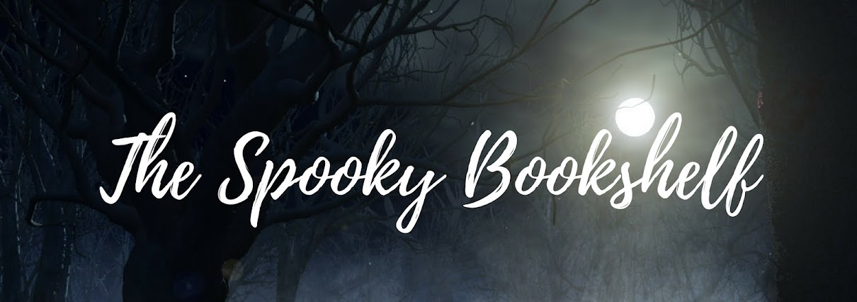 The Spooky Bookshelf