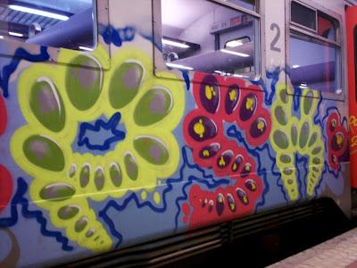 graffiti spring