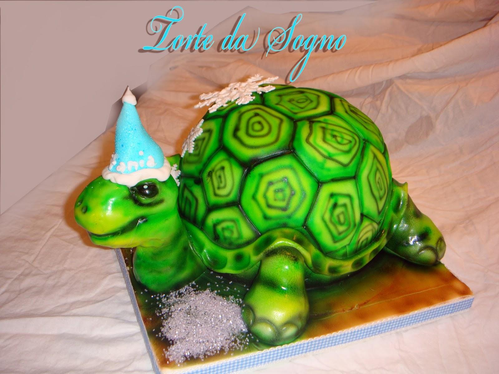 Torte da sogno di romina minniti la tartaruga - Pagine di colorazione tartaruga ...