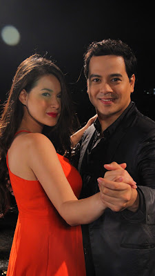 John Lloyd Cruz and Bea ALonzo of A Beautiful Affair