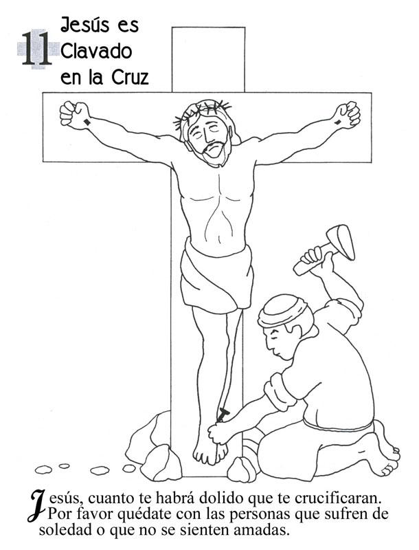 SANTA TERESA DE JESUS DIBUJOS DE SEMANA SANTA II