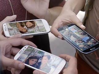 Vendas de smartphones têm crescimento espetacular no Brasil