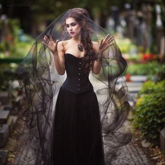 Margarita Kareva fotografia fashion surreal fantasia modelos lindas mulheres