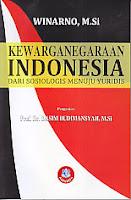 toko buku rahma: buku KEWARGANEGARAAN INDONESIA DARI SOSIOLOGI MENUJU YURIDIS, pengarang winarno, penerbit alfabeta