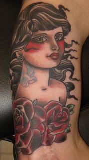 Marija Asanovski Tattoo