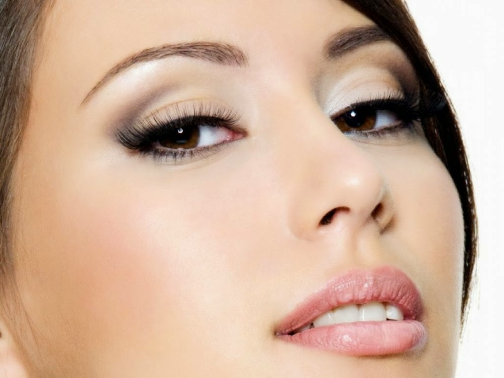 How to make a beautiful make-up for brown eyes