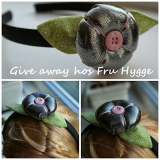 Give Away hos Fru Hygge