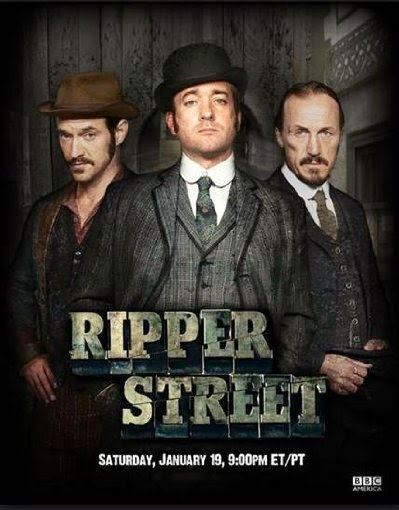 Ripper Street: Season 3, Episode 2 (The Beating of Her Wings)