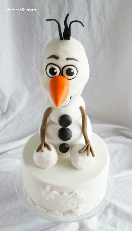 Tarta de Olaf