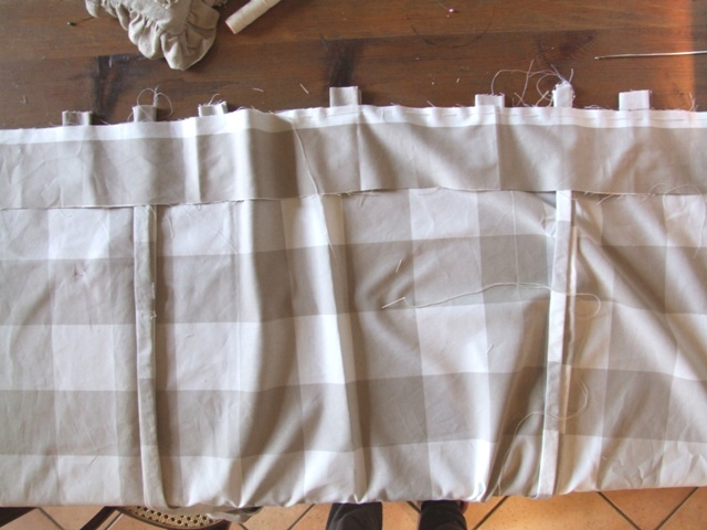 Chiamatemi lizzy tende nuove per la cucina - Tende da cucina ikea ...