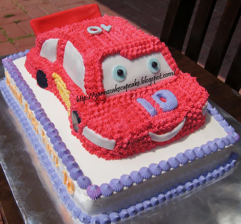 Cake Cupcake By Yannz Happy Birthday Danial