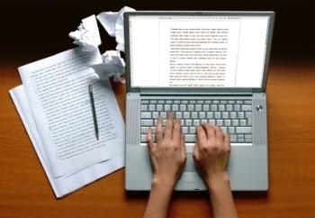 كتابة المقالات والموهبة