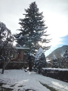 neve em aspen, colorado