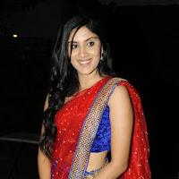 Cute Dhanya balakrishnan photos in traditional dress at second hand movie audio launch