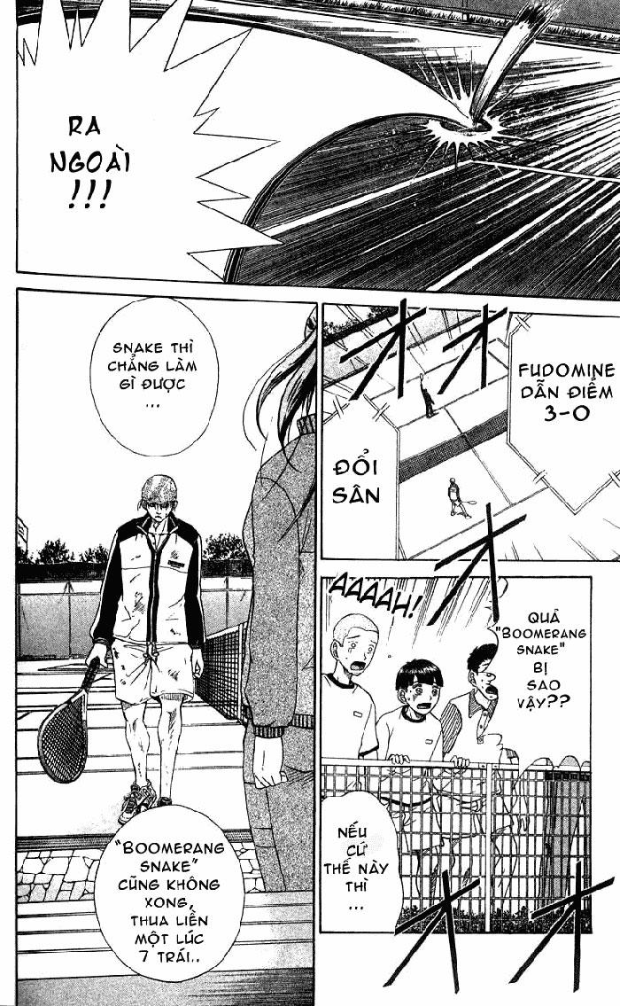 Prince of Tennis chap 32 Trang 11