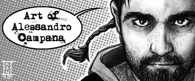 ALESSANDRO CAMPANA ART