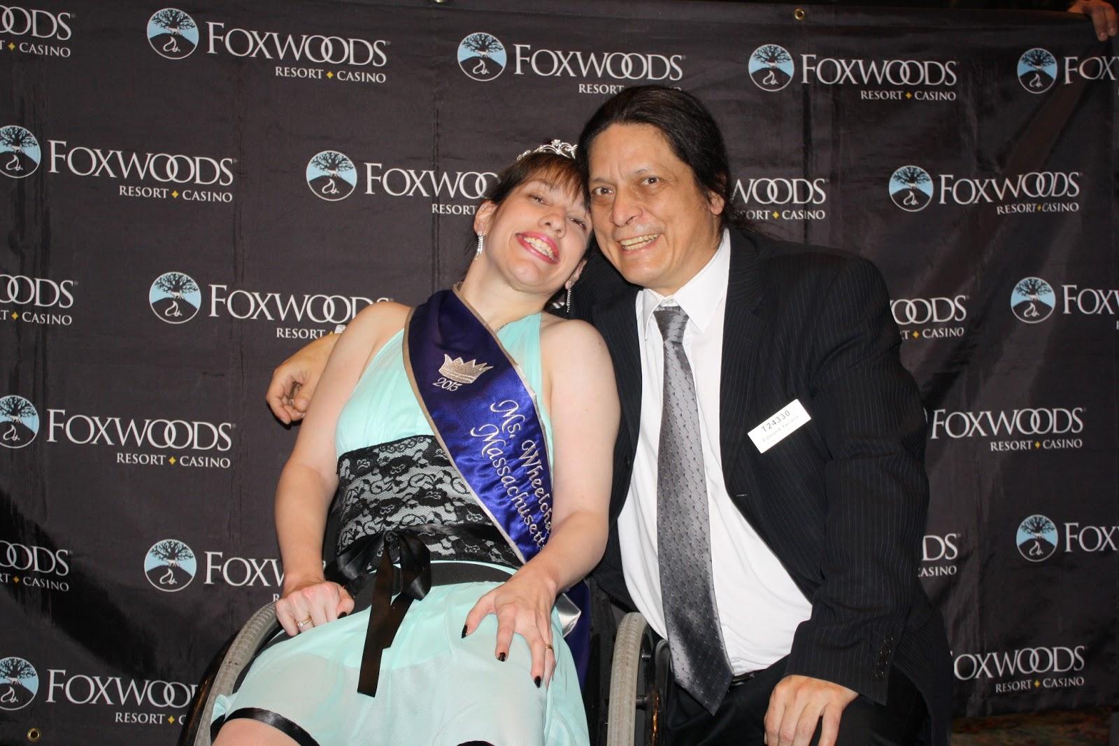Foxwoods casino wheelchairs