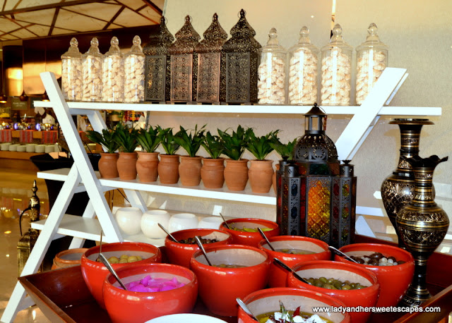 Arabian Lamps and Arabic starters
