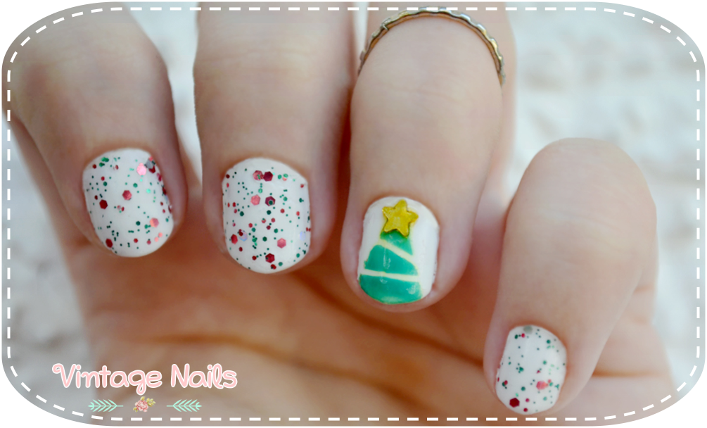 nail art, manicura, manicure, christmas nail art, winter nail art, china glaze, rimmel, astor