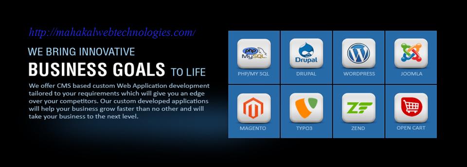 mahakal web technologies, web hosting, web design