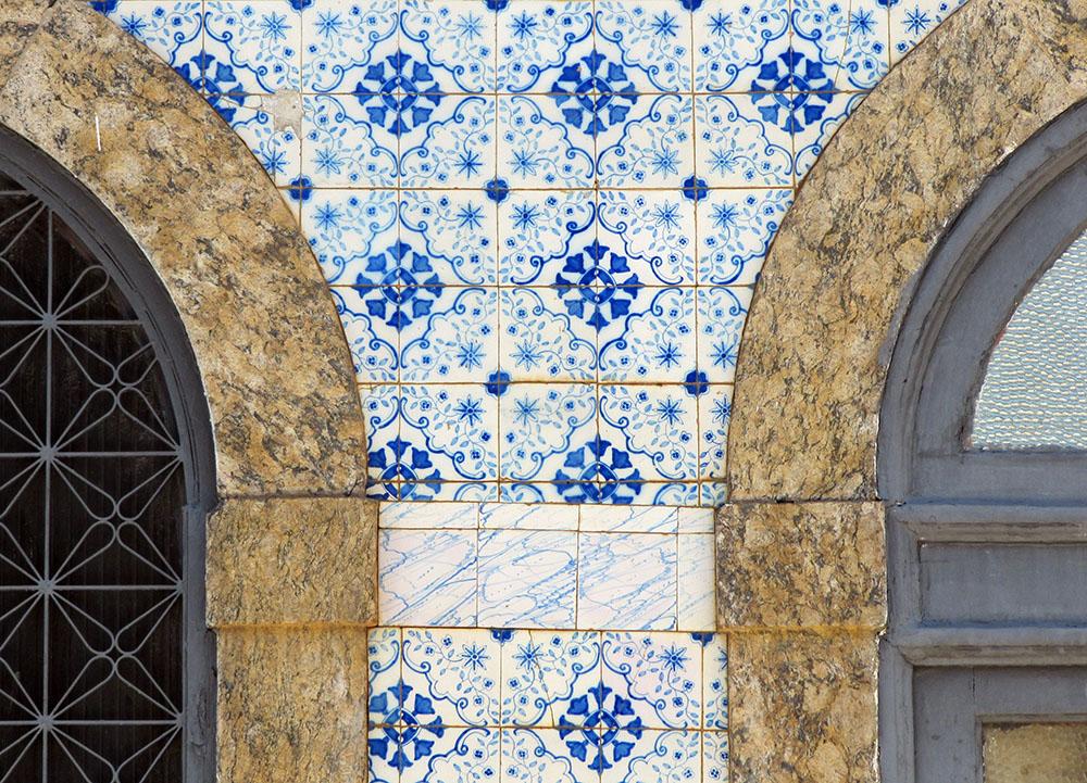 Azulejos antigos no rio de janeiro catumbi iii rua for Casa del azulejo