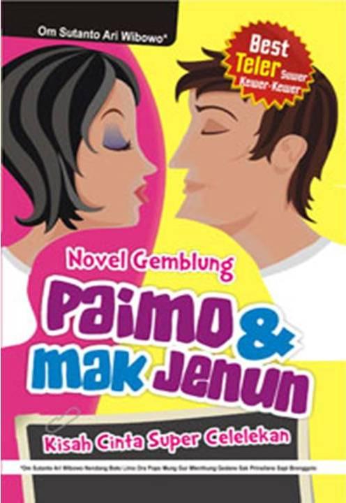 Novel PAIMO & MAK JENUN (Novel Keduaku)