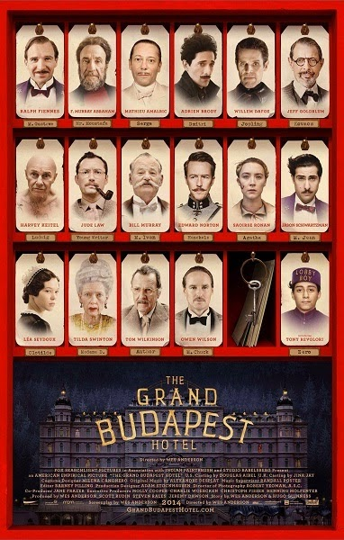 The Grand Budapest Hotel 2014 HDRip ταινιες online seires xrysoi greek subs