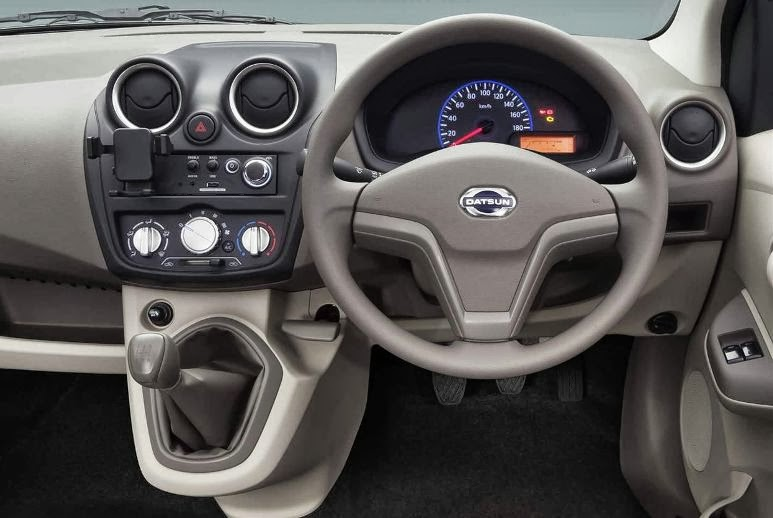 Datsun Go LCGC Harga Dan Spesifikasi