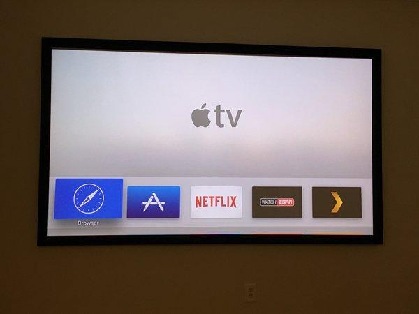 Apple TV 4 hacked to run a makeshift Safari browser ...