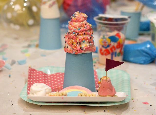 lucky dip club unicorn tea party