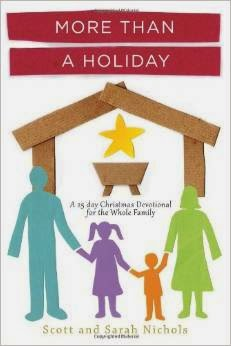 More Than a Holiday - Paperback book