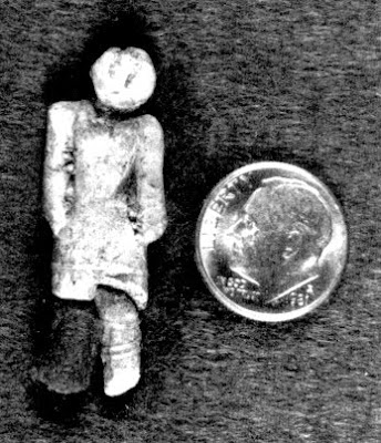 The Nampa Image found at a depth of 300 feet: Out-of-place Artifacts (OOPArt)