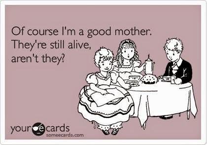 Mère, mais pas que...