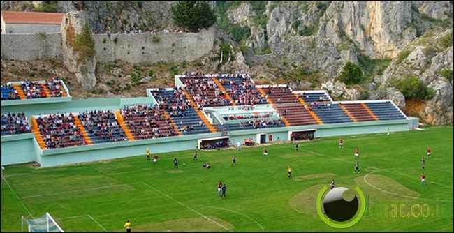 Stadion Gospin Dolac – Kroasia