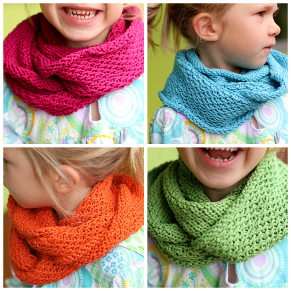Knitting Pattern For Childs Infinity Scarf Infiniti Car