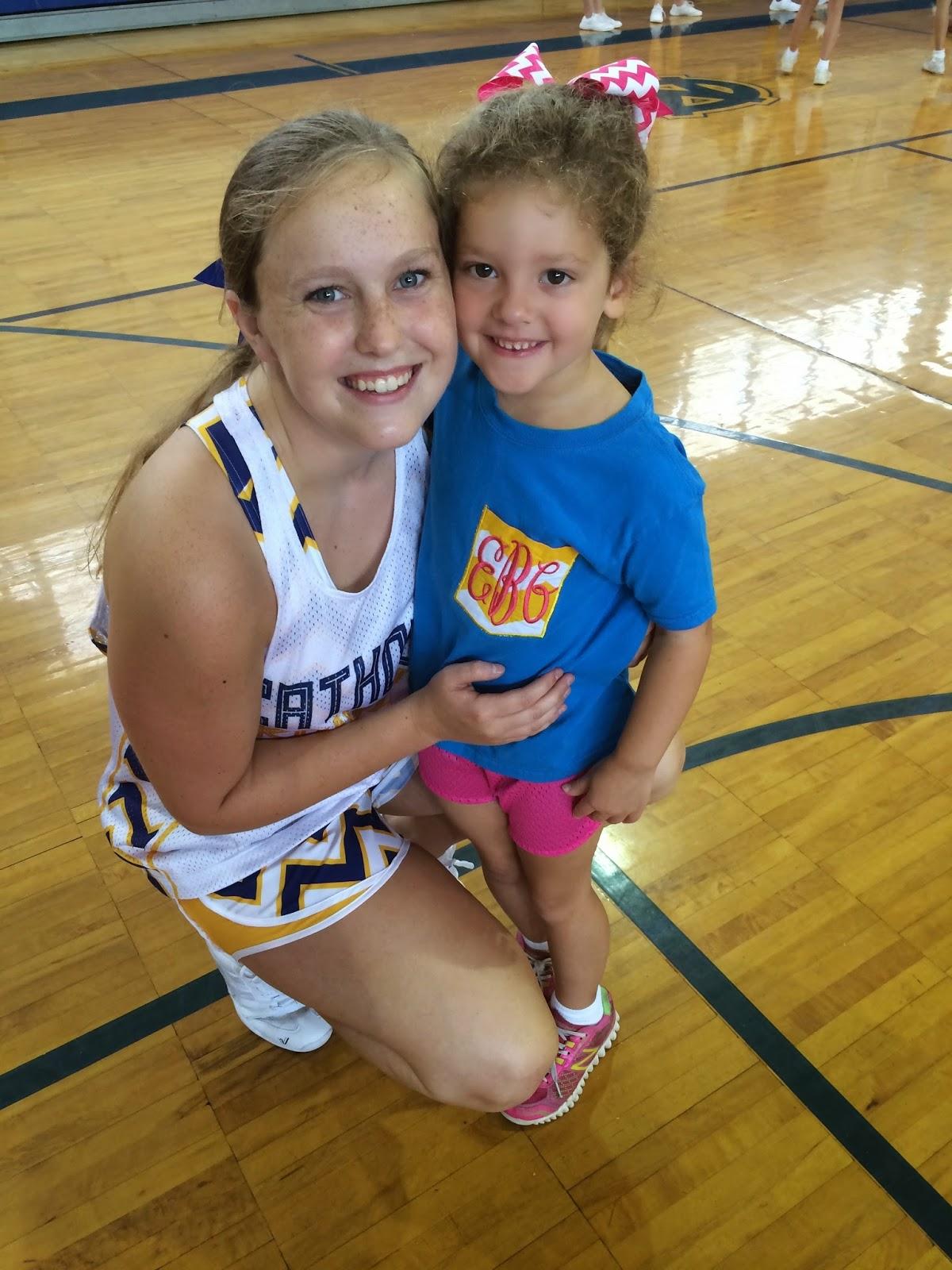 Catholic Varsity Athletes Host Summer Camps 2