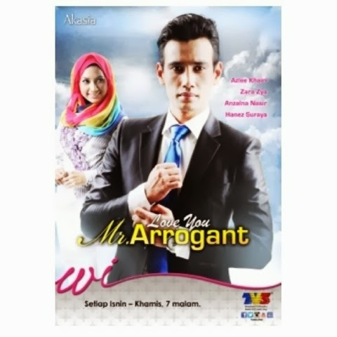 Zara Zya, Pelakon Drama Love You Mr. Arrogant