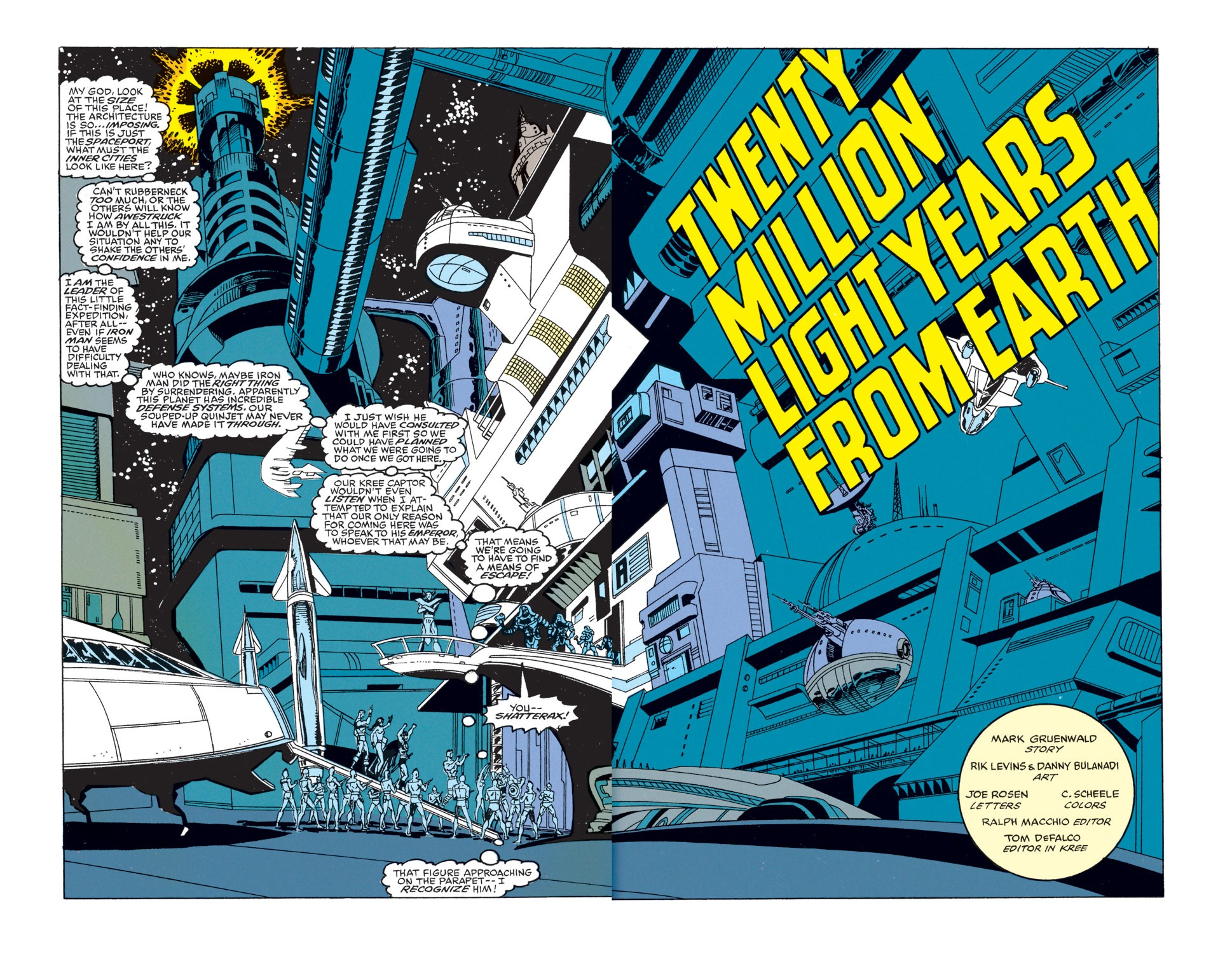 Captain America (1968) Issue #399 #338 - English 3