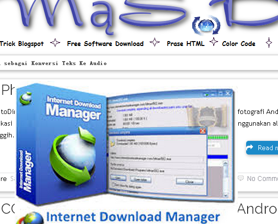 Free Download Internet Download Manager 6.21 Build 15
