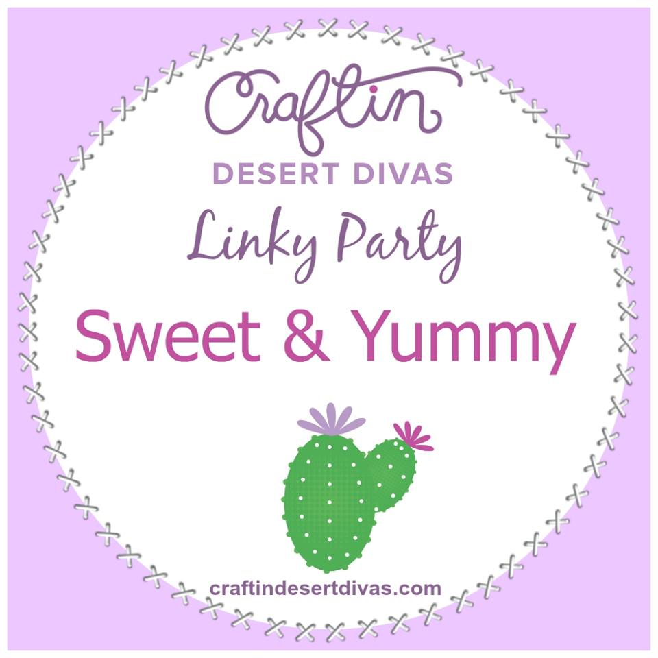 Is It Me Or Did Someone Just Craft In Here Cdd Sweet Yummy Linky
