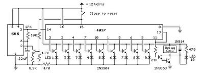 Control Relay Circuit