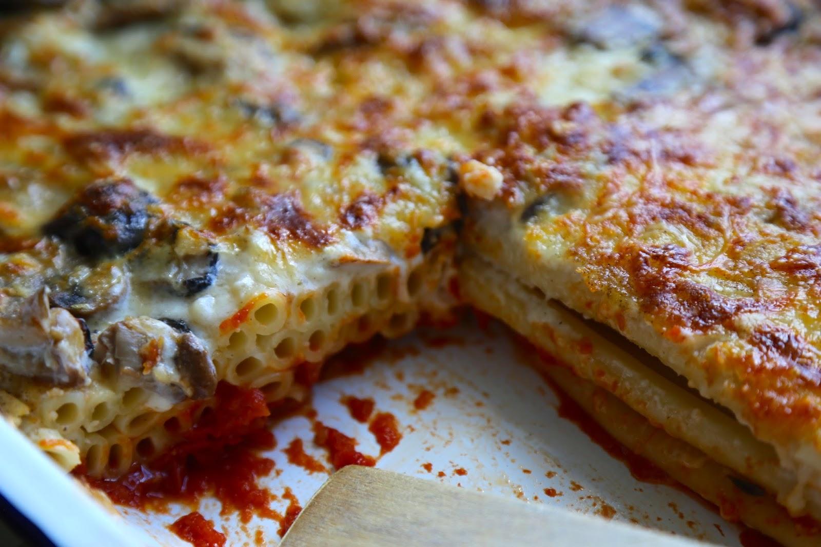 bake pastitsio greek pasta bake greek pasta bake pastitsio baked pasta ...
