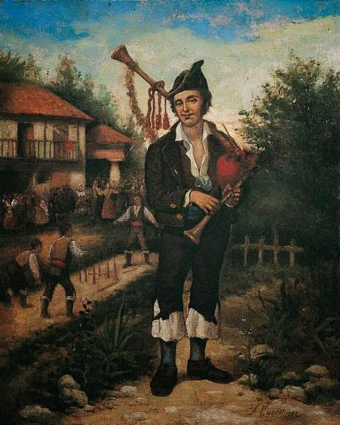 Mitología Asturiana