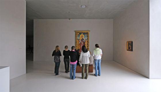 Peter Bigorajski fotografia museus espaços culturais pessoas arte