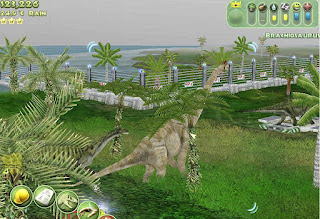 jurassic park games