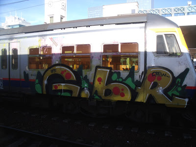 graffiti KMET1K