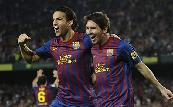 Gana Barcelona 4 - 0 a Rayo Vallecano 2 goles en menos de 5